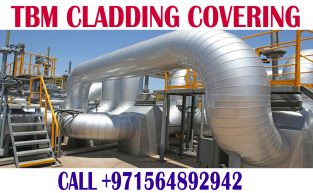 Duct Cladding Covering work Company Dubai ajman sharjah