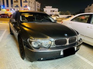 BMW 745li brand new condition