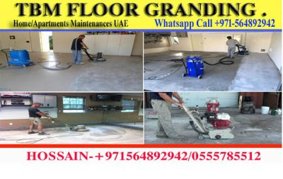 Floor Paint Works Contractor Available in Ajman