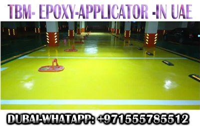 Epoxy Flooring Company Available UAE