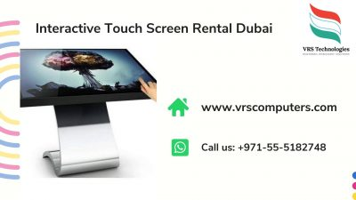 Digital Signage Supplier Agency Across the UAE