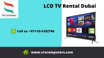 Hire LCD TV Rental Solutions for Events in Dubai