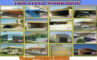 Steel Wielding workshop Contractor Dubai /Ajman/ Sharjah +971564892942