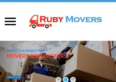 RUBY PROFESSIONAL FURNITURE MOVERS & PACKERS RELOCATION & STORAGE L.L.C 052 1212 337