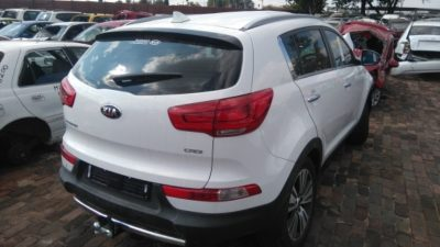 Kia Sportage Used Parts Trading ( Used Parts Dealer )