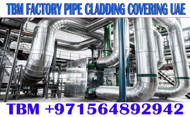 Duct Cladding Covering work Company Dubai ajman sharjah