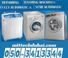 Washing Machine Dryer Service Repair Center Workshop in Dubai