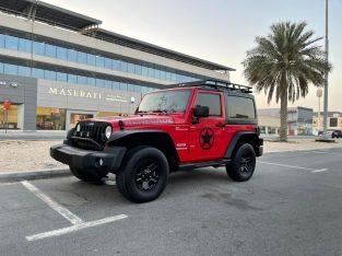 Model 2012 Jeep Wrangler Sport Pentastar Renegade Two Doors