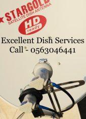 Satellite Iptv Channels Airtel Dish Installation In Jumirah 0563046441