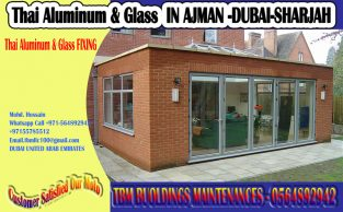 Thai Aluminum & Glass Partition Work Company UAE