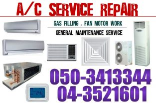 Air Conditioner Ac Service Repair Fixing Installation Gas Filling in Dubai