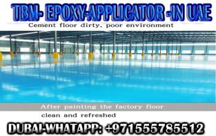 Epoxy Flooring Applicator in Dubai Ajman Sharjah