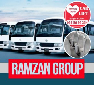 SHARJAH TO DIP / RAMZAN GROUP