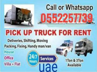 0552257739 Pickup For Rent In Al WARQA 1&2