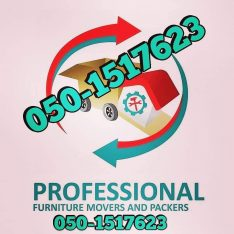 PROFESSIONAL HOUSE FURNITURE MOVERS AND PACKERS IN UAE CALL 0501517623