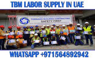 We Are Labor Supply Company in UAE 052165975