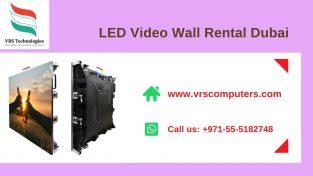 Professional LED Video Wall Rentals in Dubai UAE