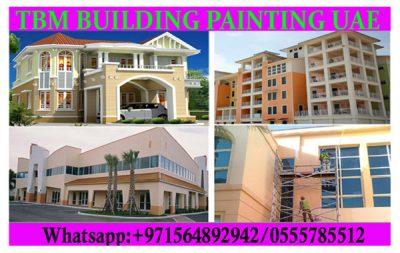 Painting & Maintenance Work Dubai Ajman Sharjah 0564892942