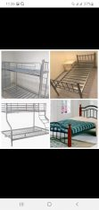Used bunk beds buying and selling in international city 0567172175
