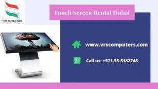 Long Term Digital Signage Rental Supply in Dubai UAE