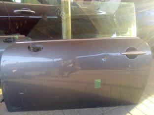 MINI COOPER 2010 R56 RHD LEFT SIDE DOOR COMPLETE OEM ( Genuine Used MINI Parts )