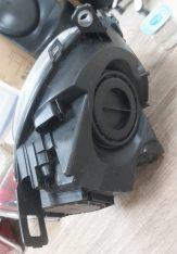 MINI COOPER COUPE R56 2009 TO 2012 RIGHT HEADLIGHT OEM PART NO HBPO 16270401( Genuine Used MINI Parts )