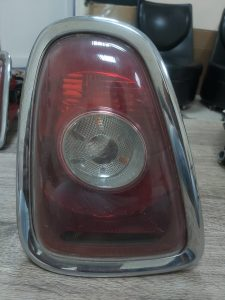 MINI COOPER R56 REAR TAIL LIGHTS RIGHT AND LEFT 2009 TO 2013 PART NOS 2751307 & 2751308 ( Genuine Used MINI Parts )
