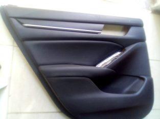 Honda Accord 2018 4dr Rear LH Interior Door Trim Liner Panel PART NO :83750-TVA OEM ( Genuine Used HONDA Parts )