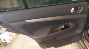 INFINITI G37 G25 SEDAN 2009 TO 2013 REAR LEFT DOOR LHD COMPLETE OEM ( Genuine Used Infiniti Parts )