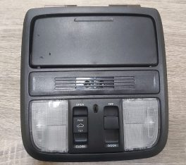 HONDA ACCORD 2018 2019 2020 OVERHEAD LIGHT & MICROPHONE CONSOLE OEM PART NO 39180-T2A-A110-M1 ( Genuine Used HONDA Parts )