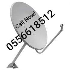 Satellite Dish IPTV Installation 0556618512 in Dubai