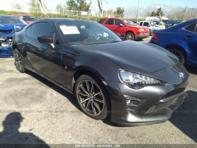 2019 TOYOTA 86 GT/TRD SE AS IT IS CONDITION FOR SLAE