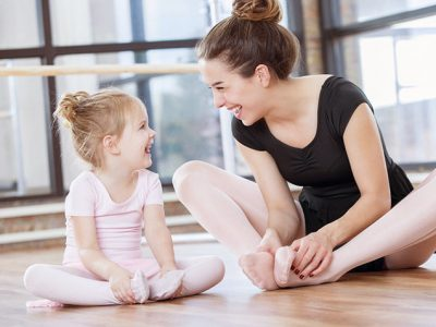 Ballet Classes for Kids in SIlicon Oasis