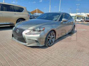 Lexus IS-Series 2015 Good condition, Warranty, US Spec