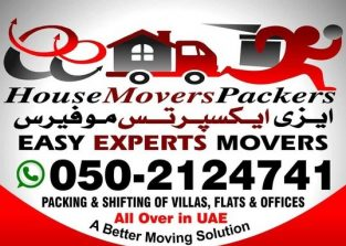 Movers and Packers in Ras Al Khaimah 0529669001