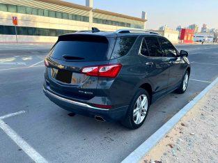 Model 2018 Chevrolet Equinox Premier Model