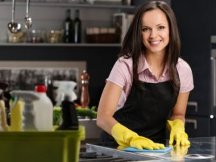 Own Visa housemaid available