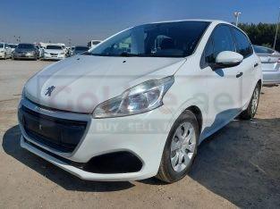 Peugeot 208 2016 AED 15,000, GCC Spec