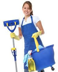 full-time or part-time maid