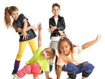 Hip Hop Classes for Kids in Silicon Oasis