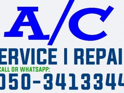 Split Ac Central Ac FCU Unit Chiller Unit Service Repair Fixing in Dubai