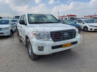 Toyota Land Cruiser 2014 GCC Spec