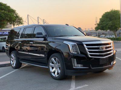 Cadillac Escalade **2017** / GCC Spec / With Warranty & Service