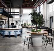 coffee shop interior design ideas ( Al Muntaja Interiors )