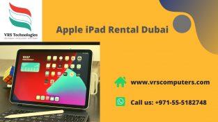 Comprehensive iPad Hire Services in Dubai UAE