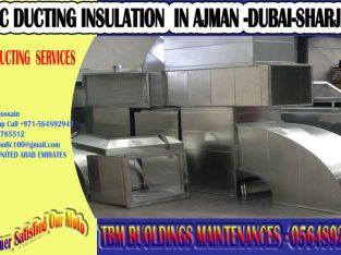 Duct Installation Contractor Dubai Ajman Sharjah