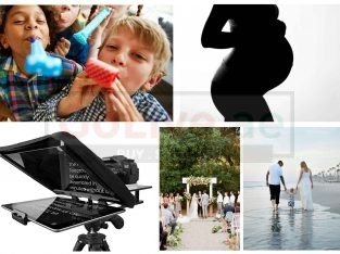 Photography Service: Wedding, Birthday, Events and Teleprompter services
