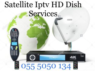 Satellite Airtel Xstream Iptv Channels Service In Dubai 0555050134