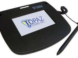 Buy Authorized Topaz Electronic signature pad in Dubai