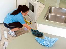 TRAINED AND EXPERT MAID